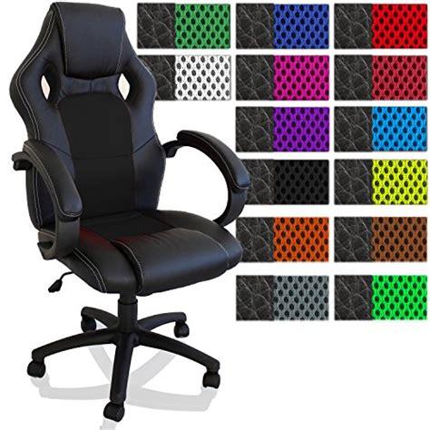 chaise de bureau sport fauteuil de bureau inclinable maison design modanes com