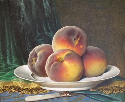 filewilliam mason brown peaches   white plate