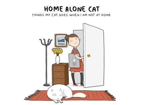 je suis a la maison ce que fais mon chat quand je ne suis pas 224 la maison dessein de dessin