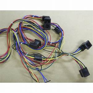 5 Receptacle Wire Harness W   Er5-350b