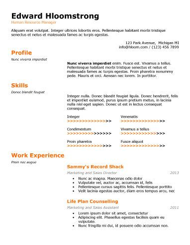 free resume templates network net search for
