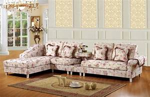 Modern pink style canada living room funiture for fabric for L shaped sectional sofa canada