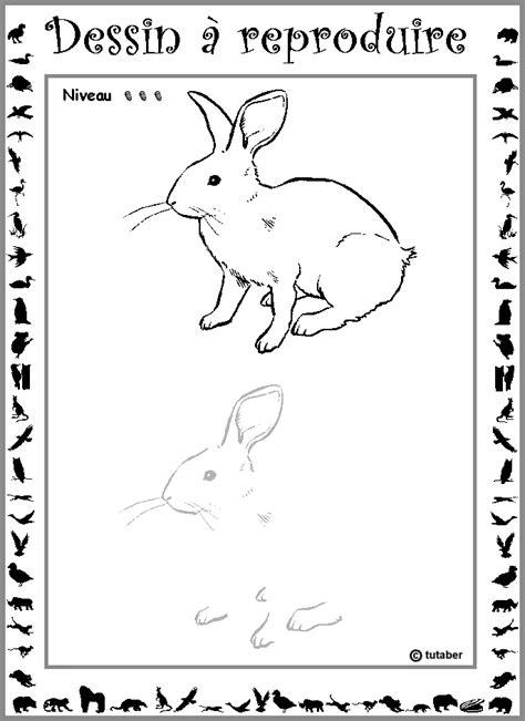 comment dessiner un lapin coloriages