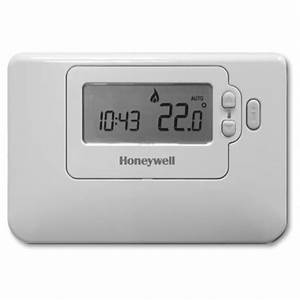 Cronotermostato Digital Cmt707 Honeywell
