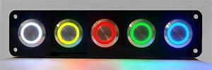Taster Mit Beleuchtung Anschließen : edelstahl taster 22mm wei e 12v led beleuchtung mit dichtung mutter pentagon gmbh ~ Yasmunasinghe.com Haus und Dekorationen