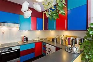 Farbe Für Küchenfronten : kuechenfronten neu gestalten mit farbe harald maier muenchen ~ Sanjose-hotels-ca.com Haus und Dekorationen