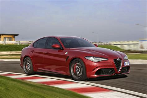 Alfa Romeo Guilia by 2016 Alfa Romeo Giulia Quadrifoglio Review Caradvice