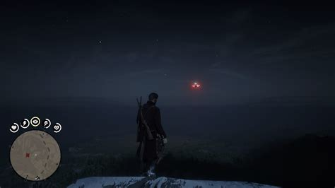 red dead redemption  ufo locations mount shann  shack
