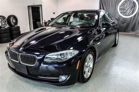 Bmw 528i 2012 by 2012 Used Bmw 5 Series 528i Xdrive At Dip S Luxury Motors