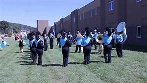 Lincoln County WV HS at the 2013 Spring Valley WV HS Band ...
