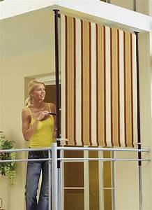 Klemm Markise 200 Cm Breite : balkon seitensichtschutz sichtschutz und sonnenschutz bader ~ Bigdaddyawards.com Haus und Dekorationen
