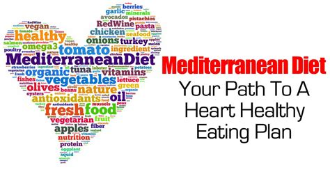 Mediterranean Diet Sample Menu