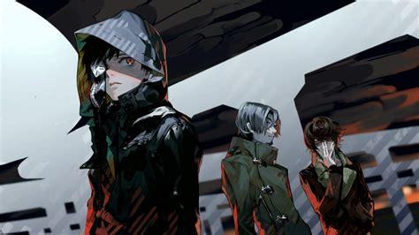 Tanime Series Tokyo Ghoul Kaneki Ken Guys Art