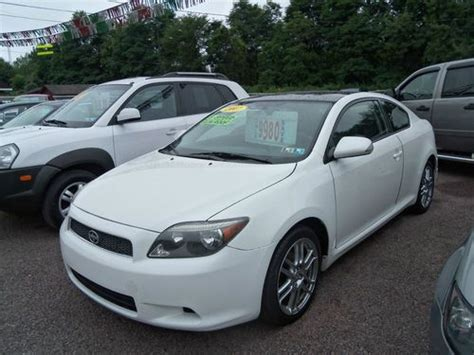 Used Toyota Scion by Sell Used 2007 Toyota Scion Tc 2 Door In Kingston