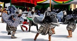 Ghana Theatre Festival | Things to do in Accra
