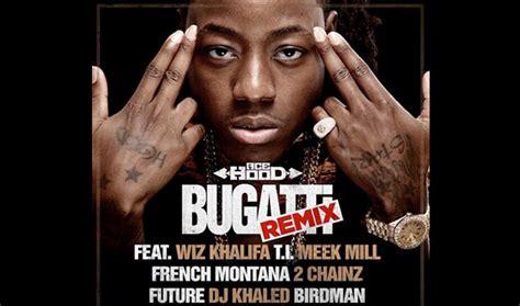 Bugatti (remix) Ft. Wiz Khalifa, T.i., Meek