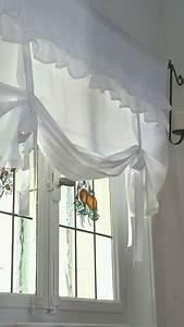 La Maison Möbel : details zu raffrollo shabby la vague ii gardine 60 80 ~ Watch28wear.com Haus und Dekorationen