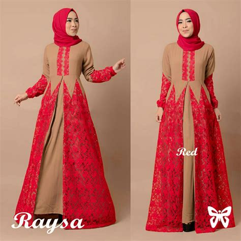 dress muslim model terbaru blouse muslim model pakaian