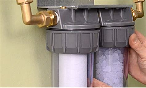 installer un filtre anti calcaire