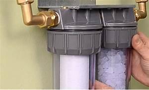 Filtre Anti Calcaire Brico Depot : installer un filtre anti calcaire ~ Melissatoandfro.com Idées de Décoration