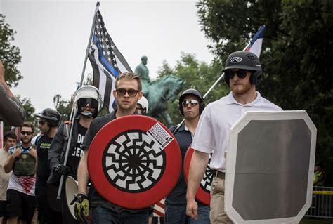emboldened white nationalists  charlottesville