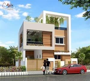 A, Beautiful, Small, House