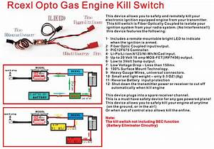 Engine Kill Switch Wiring