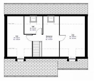 plan maison individuelle 3 chambres 20 habitat concept With plan agrandissement maison individuelle