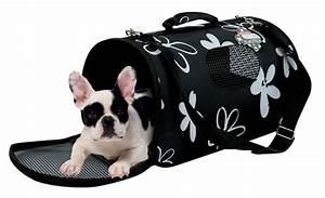 Panier Chat Pas Cher : sac de transport pour petit chien 39 flower 39 taille m animaloo ~ Teatrodelosmanantiales.com Idées de Décoration