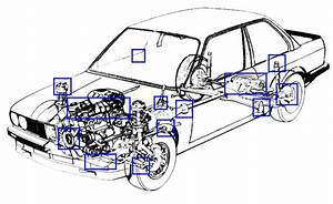 27 Bmw E30 Parts Diagram
