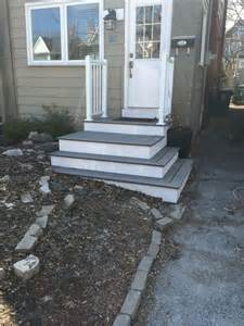 front step ideas ideas for front porch steps front steps pinterest