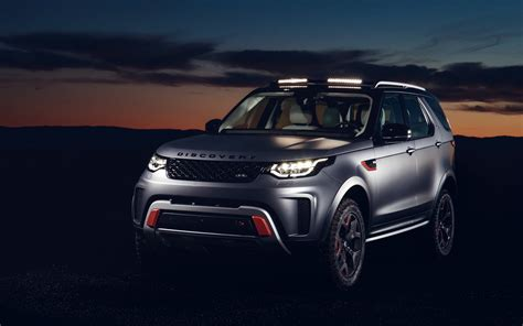 Land Rover Discovery 4k Wallpapers by 2018 Land Rover Discovery Svx 4k Wallpapers Hd