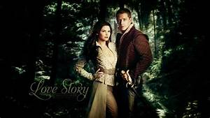 Prince Charming & Snow White - Once Upon A Time Wallpaper ...