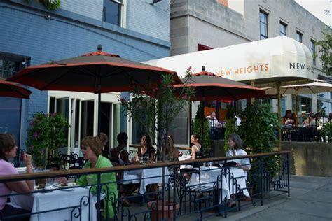 heights restaurant dc chuck washington restaurants
