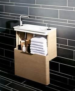 Waschbecken Mit Unterschrank Für Gäste Wc : gaeste wc ideen f r wenig platz wohnen ~ Bigdaddyawards.com Haus und Dekorationen
