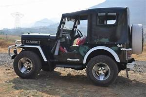 The gallery for --> Mahindra Classic Jeep 2013