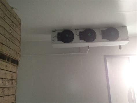 ventilation chambre fth synergie nos réalisations de chambres froides