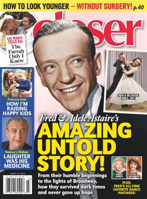 Closer Weekly Magazine (Digital) - DiscountMags.com