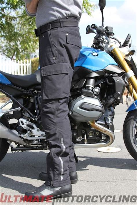 bmw rider pants review    city pant