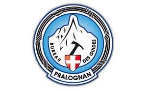 logo le de bureau créalp guide le bureau des guides de pralognan vers leur