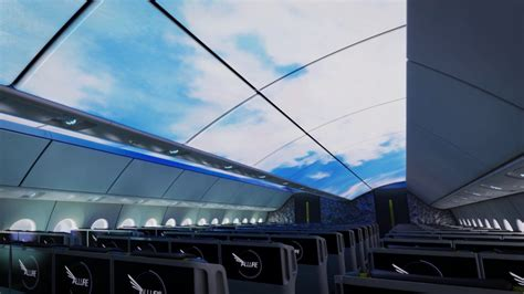 Boeing To Use Projections And Lighting In Future Planes