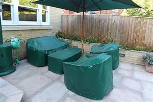 Looking after your outdoor furniture games equipment and for Best patio furniture covers uk