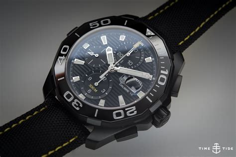 Tag Heuer Aquaracer 300 Calibre 16 Chronograph Ceramic