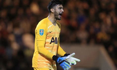 Report: Everton most likely to sign Tottenham goalkeeper ...