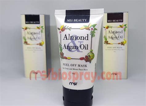 msi almond argan agen resmi dari pt msi