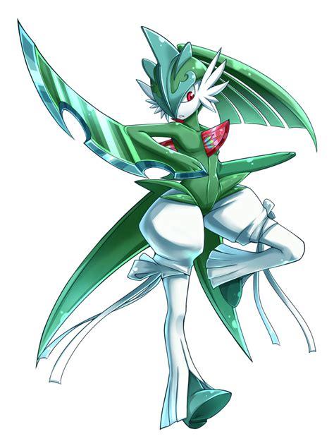 gallade pokemon zerochan anime image board