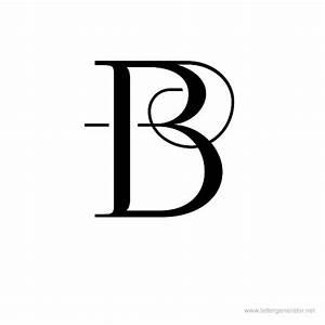 decorative alphabet gallery free printable alphabets With decorative letter b