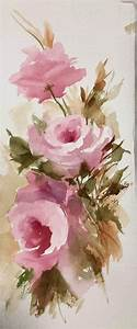 Loose, Floral, Watercolor