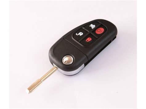 Jaguar 4 Button Remote Key Cover (fo21)