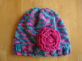 Free Knitted Toddler Hats Knitting Pattern